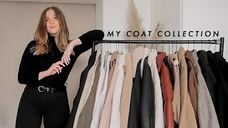 MY COAT COLLECTION | I Covet Thee