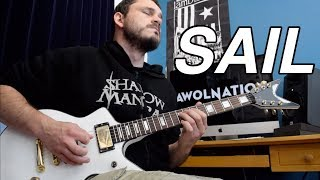 Sail - Awolnation / Devildriver - Metal Cover