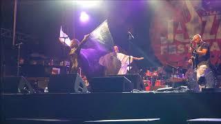 Royal Krunk Jazz Orkestra w Dionne Farris - Fair - Atlanta Jazz Festival - Sun May/26/2019