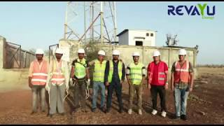 Wind Turbine Installation Done on Telecom Tower Top in Rajasthan - Revayu Energy
