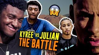 """In 10 Years, We'll Be In The League!"" Julian Newman vs Kyree Walker To Settle Their Rivalry! ⚔️"