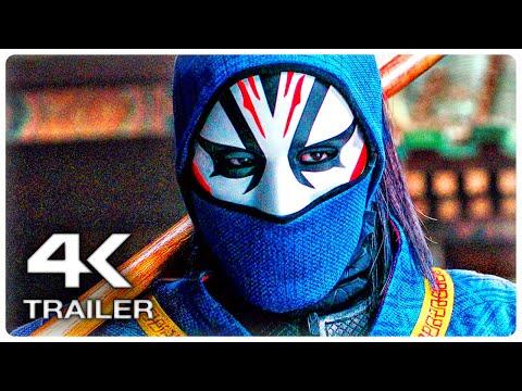 ШАН-ЧИ И ЛЕГЕНДА ДЕСЯТИ КОЛЕЦ Русский трейлер #1 (4K ULTRA HD) НОВЫЙ 2021 Marvel Superhero Movie HD