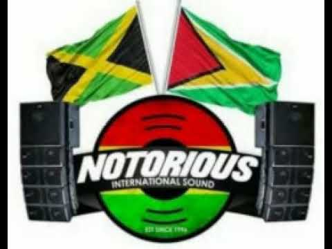 NOTORIOUS SOUND GUYANA DJ MAGNUM 2017  BIG SPEECH  AT THE RETURN OF ESSEQUIBO