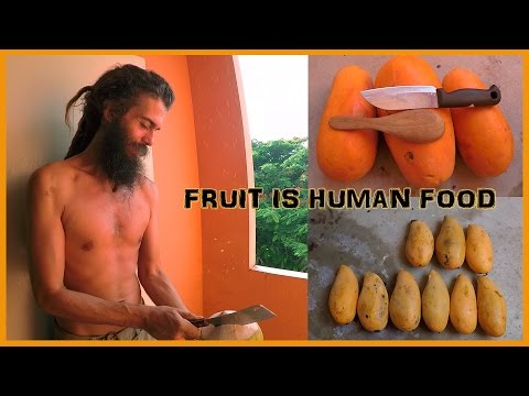 WHAT I EAT IN A DAY: HIGH CARB RAW VEGAN FRUITARIAN DIET