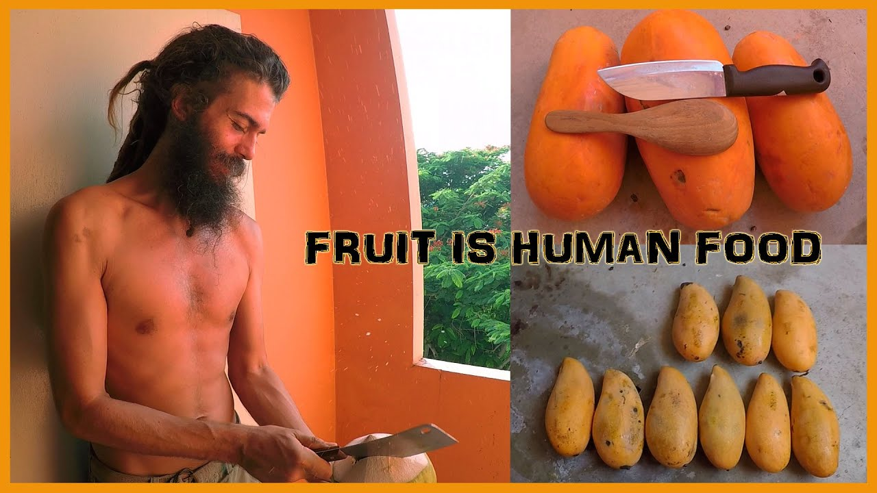WHAT I EAT IN A DAY: HIGH CARB RAW VEGAN FRUITARIAN DIET ...