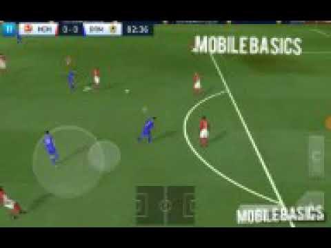 Dream league soccer 2018 l my team VS Monaco l