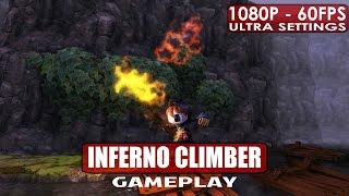 INFERNO CLIMBER gameplay PC HD [1080p/60fps]