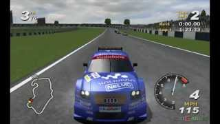 Total Immersion Racing - Gameplay Xbox HD 720P