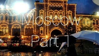 MOSCOW Part 1 Фестиваль 'Включайся'