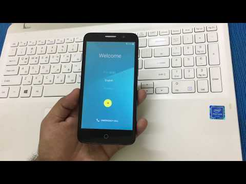 ALCATEL Tru | OneTouch Pop 3 FRP/Google Lock Bypass Android 5.1.1 WITHOUT PC