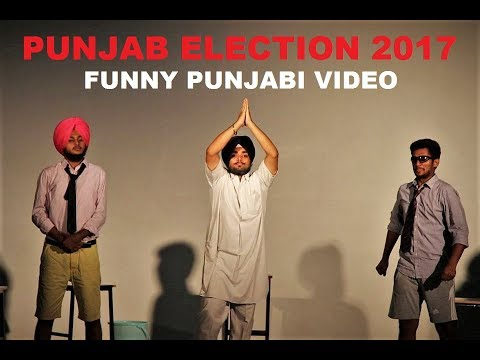 Punjab Elections 2017 | Latest Funny Video | Election Parody | Punjabi Editorial Board | PEC
