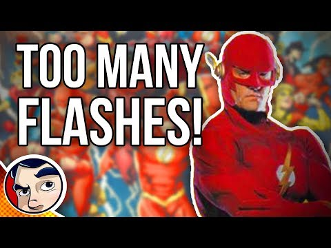 140+ Flash Costumes & Other Speedsters... Too Many
