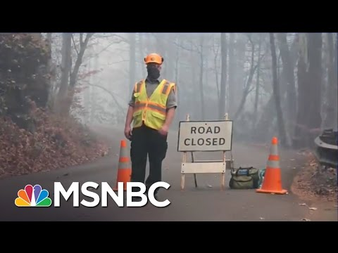 Multiple Cities Under Evacuation In Tennessee | MSNBC