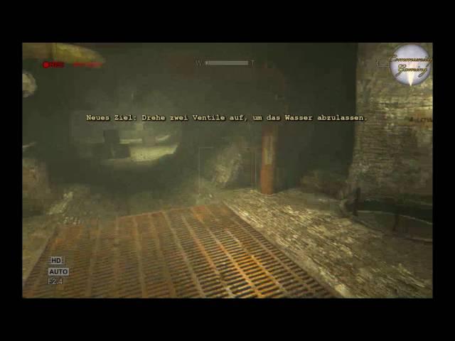 Let's Play Outlast   Gemütlich im Kanal   Folge #007