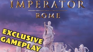 Imperator Rome Gameplay Reveal - From the Paradox Event! [Boi?!]