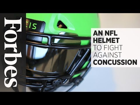 A New Helmet For The NFL's Concussion Problem | Forbes