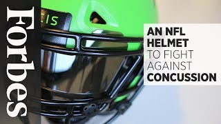 A New Helmet For The NFLs Concussion Problem