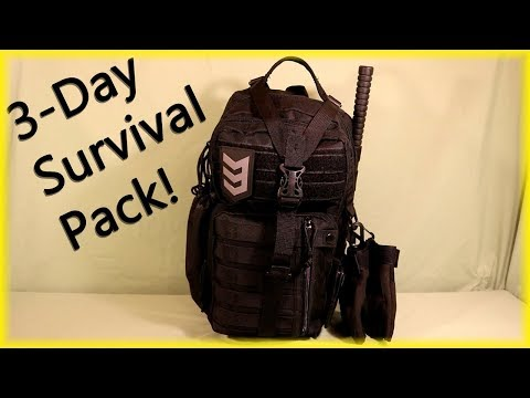 3-Day Survival Pack