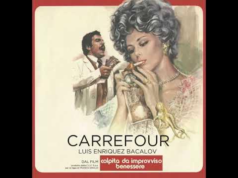 Luis Enriquez Baclov - Carrefour (1974)