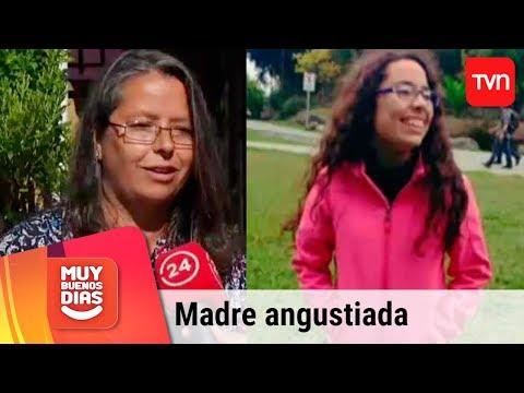 Mam� de joven desaparecida en Chiguayante | Muy buenos d�as