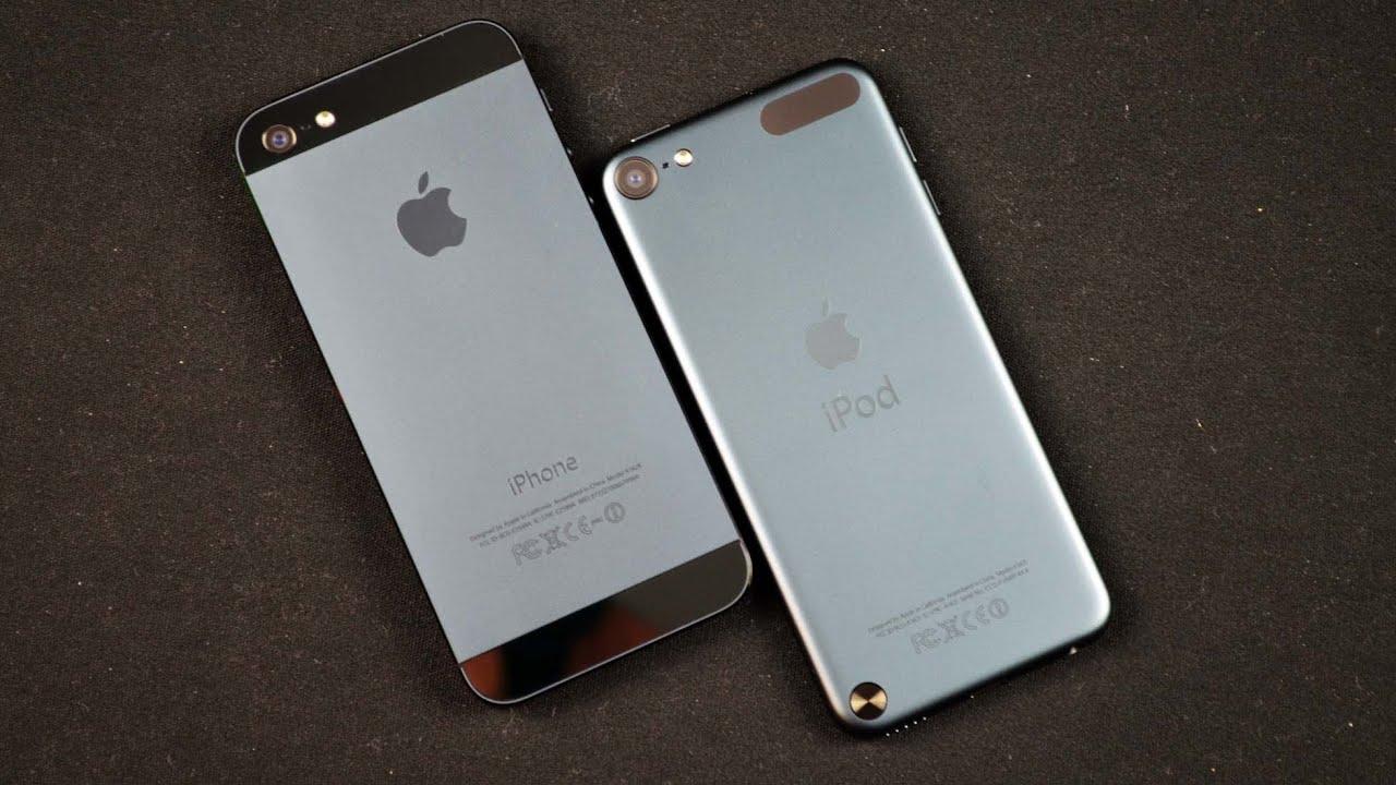 Опыт использования iPod Touch 5; Стоит ли покупать iPod Touch 5 .