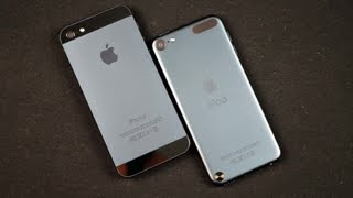 Apple iPod Touch 5G vs iPhone 5: Speed & Gaming