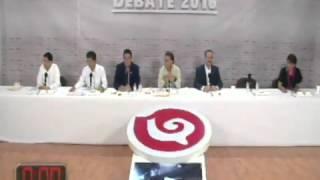 Primer Debate de Candidatos a Gobernador de Veracruz 2016-Coatzacoalcos