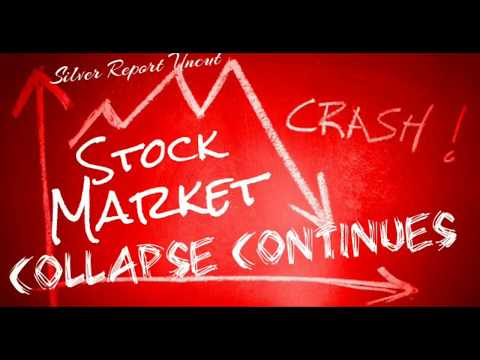 Stock Market Sell-Off Continues! This Isn't Over Yet Markets Churning Wildly – Economic Collapse New