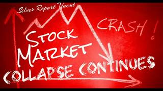 Stock Market Sell-Off Continues! This Isn't Over Yet Markets Churning Wildly - Economic Collapse New