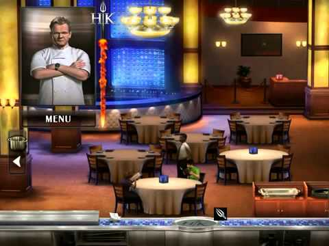 Hell s Kitchen Game - Free Download Hell s Kitchen Game