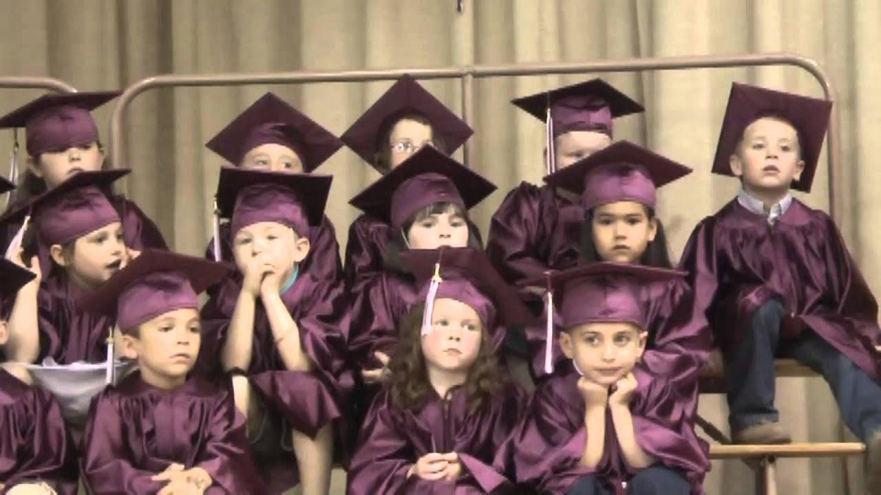 Mooers Elementary Kindergarten Grad  6-18-15
