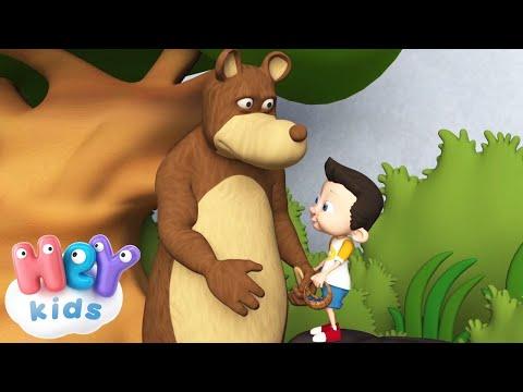 Kicsi Olija 🐻 Medve dal gyerekeknek | HeyKids - Gyerekdalok és Mondókák thumbnail