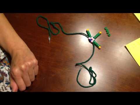 Neuron Bead Model