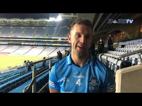 Jonny Cooper chats to DubsTV after 2020 All-Ireland Final victory!