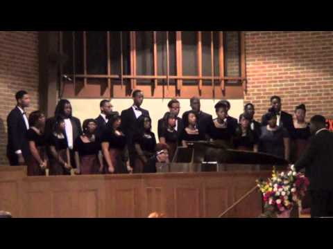 "I C Norcom High School Concert Choir ""Come Dwell in Solomon's Walls"" by Randall Z. Stroope"