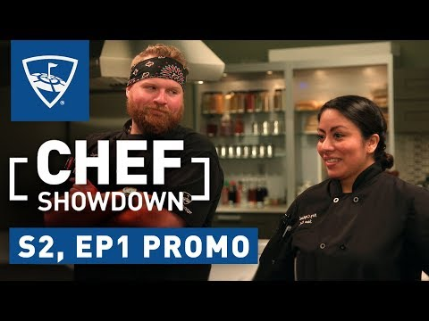 Chef Showdown | Season 2: Episode 1 Promo | Topgolf