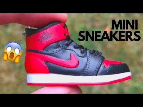 Nike Air Jordan 1 Bred Keychain - Sneakerhead Essential - YouTube 29e9919de