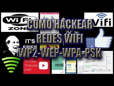 Como hackear redes wifi protegidas con WP2-PSK ✔ RAPIDO Y FACIL 2015✔✔✔
