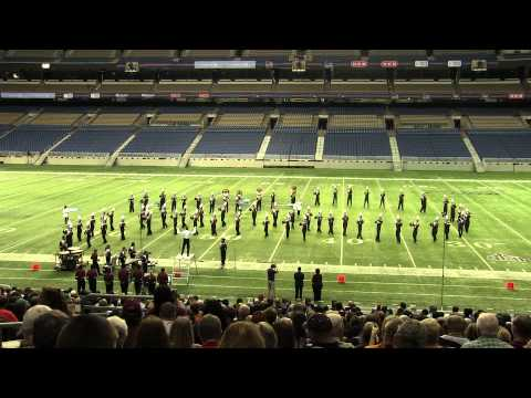 Littlefield High School Band 2013 - UIL 2A State Marching Contest