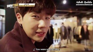 "[ENG-SUB] 2015 인피니트 (INFINITE) ""하얀고백"" White Confession/Lately MV"