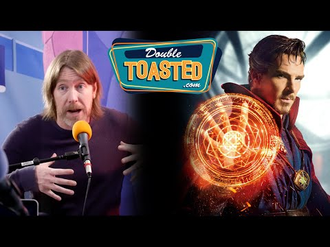 "EXCLUSIVE! DOCTOR STRANGE WRITER ""C. ROBERT CARGILL"" - Double Toasted Interview"
