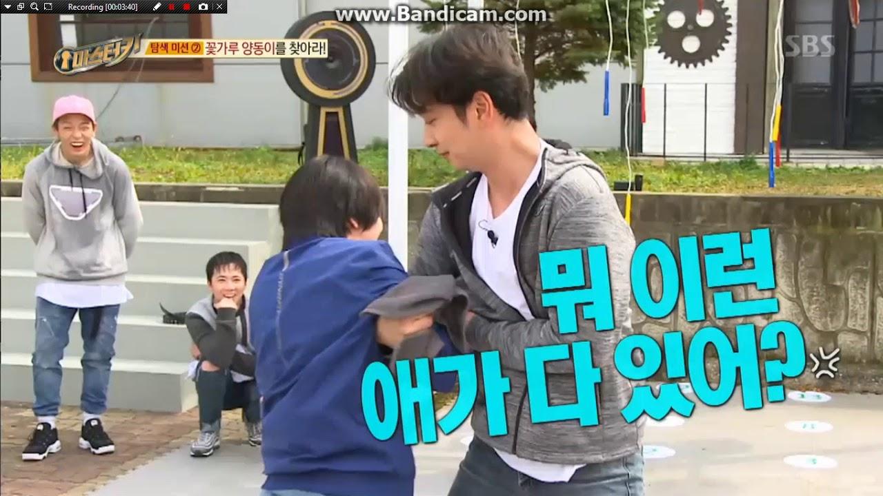 171021 MASTER KEY INFINITE Sungjong VS 2PM Chansung 【인피니트 성종 VS 2PM찬성】