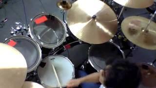 drum轟轟戦隊ボウケンジャーED「冒険者ON THE ROAD」1
