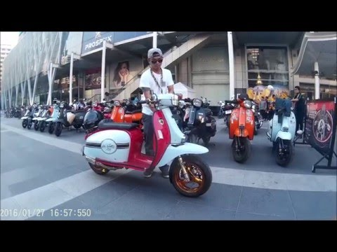 Thai air-ride conversion for Scomadi | VIDEO - ScooterLab