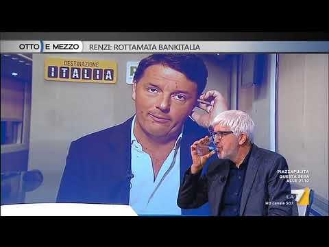 Matteo Renzi: mi chiedo perché questa levata di scudi per Visco