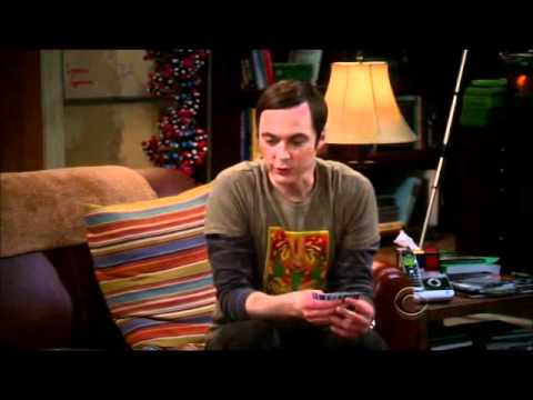 Settlers of Catan meets Sheldon in The Big Bang Theory