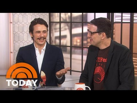 James Franco: Mark Osborne Turned Down 'Sausage Party' For 'Little Prince' | TODAY