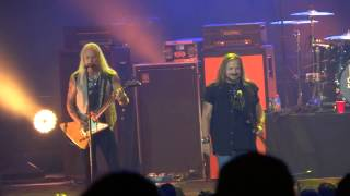 Lynyrd Skynyrd Live 2013 =] You Got That Right [= Woodlands, Tx - 7/11/2013