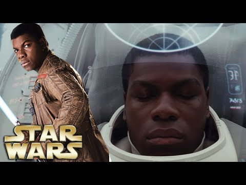 Why Finn Should Die in The Last Jedi