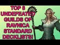 8 Undefeated Decks in Guilds of Ravnica Standard for Magic The Gathering!